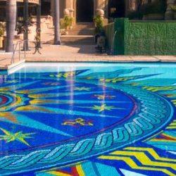 Купить мозаику в бассейн: выбираем и укладываем правильно!