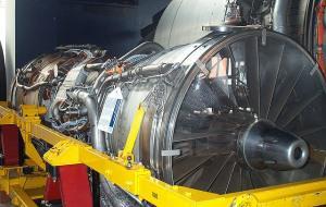 Титан используется в реактивных двигателях