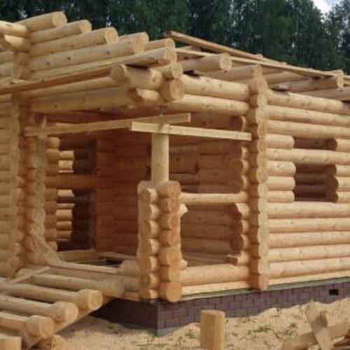 Строительство деревянного дома от А до Я