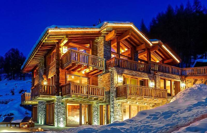 chalet-house