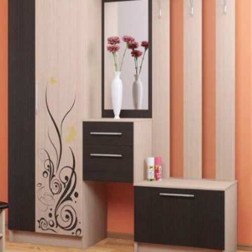 Делаем дизайн интерьера прихожей в квартире