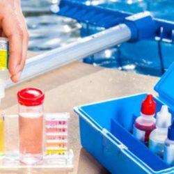 Очистка воды в бассейне с помощью химии