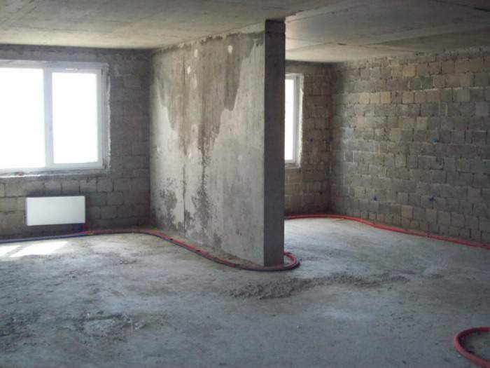 Ремонтные работы после покупки новой квартиры