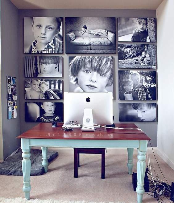 Как украсить комнату своими руками