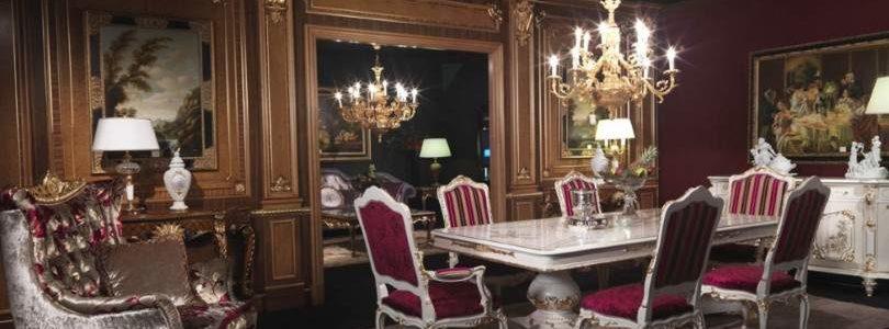 Викторианский стиль в интерьере