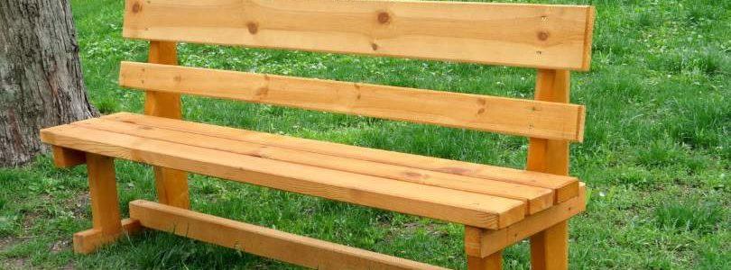 Особенности самостоятельного изготовления скамейки